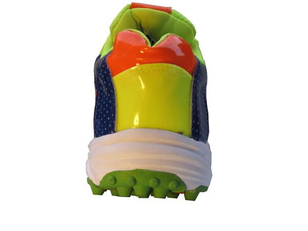 Picture of ASG IPL CRICKET SHOES (Green, Red, White)